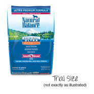 NB Original Ultra Dog WBH Ckn&Duck SmBrd Bites Trial 25/2oz