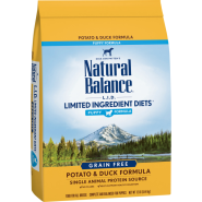 NB LID Dog Potato & Duck Puppy 12 lb
