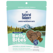 NB Belly Bites Chicken & Legume Treats 6 oz