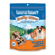 NB Belly Bites Salmon & Legume Treats 6 oz