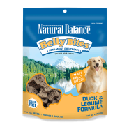 NB Belly Bites Duck & Legume Treats 6 oz