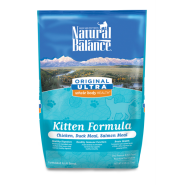 NB Original Ultra Cat WBH Kitten Ckn Duck&Salmon Meal 6 lb