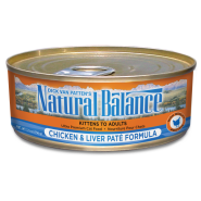 NB Cat Chicken & Liver Pate 24/5.5 oz