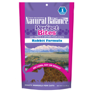 NB Perfect Bites Rabbit Treats 3 oz