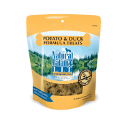 NB LIT Dog Potato & Duck Treats 28 oz