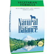 NB Dog Vegetarian 28 lb