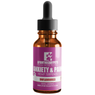 Apawthecary Hemp Oil Pet Oral Drops Unflavoured 600 mg/30 ml