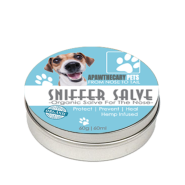 Apawthecary Hemp Oil Pet Sniffer Nose Salve Tin 60 gm