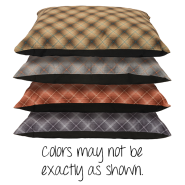 Pet Bed Pillow Assorted Colors 27x36 Dump Bin 20 ct