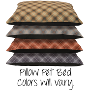Pillow Pet Bed Colours Will Vary 27x36""