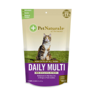 Pet Naturals Daily Multi for Cats 30 ct