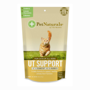 Pet Naturals UT Support for Cats 60 ct