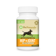 Pet Naturals Hip + Joint Tablets 90 ct bottle