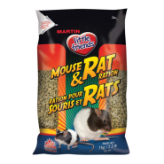 Martin Little Friends Mouse & Rat Ration 1 kg