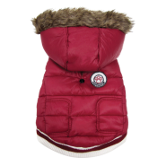 Foufou Expedition Parka Red LG
