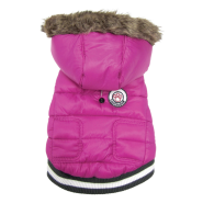 Foufou Expedition Parka Pink XS