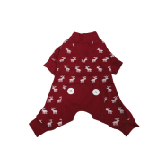 FouFit Moose PJ XL Red