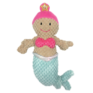 FouFIT Under-The-Sea Knotted Toys Mermaid LG