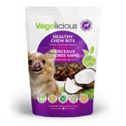 Foufou Vegalicious Healthy Chew Bits Crazy Coconut