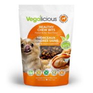 Foufou Vegalicious Healthy Chew Bits Peanut Butter 5.3 oz
