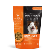 VitalityDog Liver and Pumpkin 454 gm