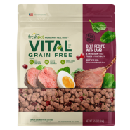 Vital Dog Grain Free Complete Meal Beef/Lamb 5.5 lb