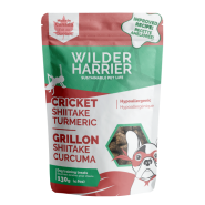 Wilder Harrier Soft&Chewy Cricket Shiitake Turmeric 130 g