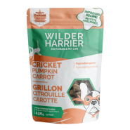 Wilder Harrier Soft & Chewy Cricket Pumpkin Carrot 130 g