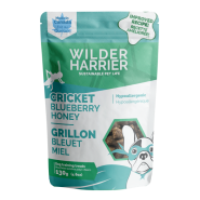 Wilder Harrier Soft&Chewy Cricket Blueberry Honey 130 g