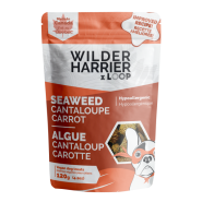Wilder Harrier Wakame Cantaloupe Carrot VGN Treats 120 g