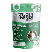 Wilder Harrier Wakame Pear Spinach VGN Treats 120 g