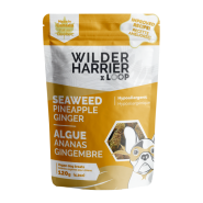 Wilder Harrier Wakame Pineapple Ginger VGN Treats 120 g