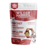 Wilder Harrier Cricket Apple Cranberry Hypoallergenic Biscui