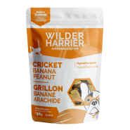 Wilder Harrier Cricket Banana Peanut Protein Bites 90 g