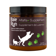 Baie Run Dog/Cat Alfalfa+ Supplement 100 g