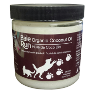 Baie Run Dog/Cat Organic Coconut Oil 425 g