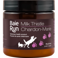 Baie Run Dog/Cat Milk Thistle 80 g