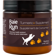 Baie Run Dog Turmeric+ Supplement 70 g