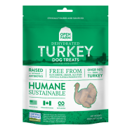 Open Farm Dog Dehydrated Turkey Treats 4.5 oz