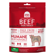 Open Farm Dog Dehydrated Beef Treats 4.5 oz