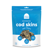 Open Farm Dog Dehydrated Cod Skins 2.25 oz