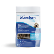 Bluestem Dog/Cat Dental Chews Medium 429 g 21 ct