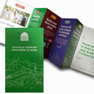Open Farm 2017 Consumer Brochures 20/sleeve
