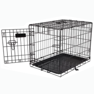 "Precision ValuPaws Housetraining Wire Crate 30""x18.25""x20.5"""