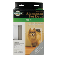PetSafe Freedom Pet Door Aluminum Small