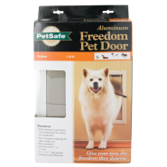 PetSafe Freedom Pet Door Aluminum Medium