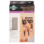 PetSafe Freedom Pet Door Aluminum Large