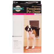 PetSafe Freedom Pet Door Aluminum XLarge