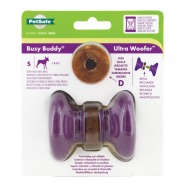Busy Buddy Ultra Woofer Small with Cornstarch Rings