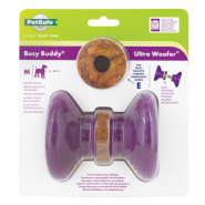 Busy Buddy Ultra Woofer Medium with Cornstarch Rings